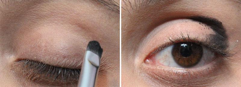 2 Tutorial de Maquiagem: sombra preta para o dia!