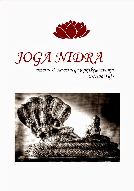 JOGA NIDRA, dvojni cd, 25 eur
