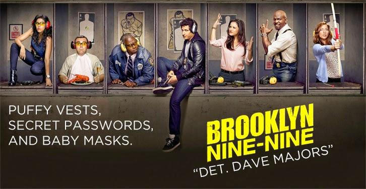 Brooklyn Nine-Nine - Det. Dave Majors - Review
