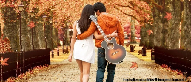 love couple with guitar