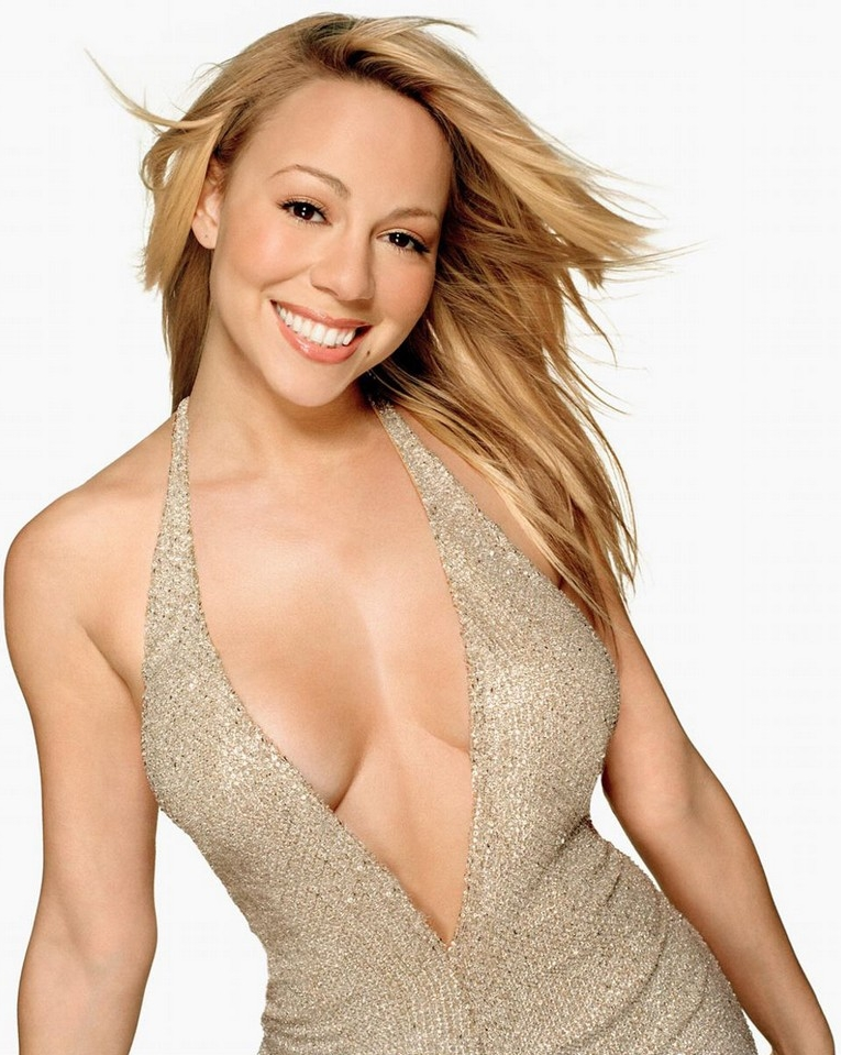 Mariah Carey talks about the babies and her new Christmas album