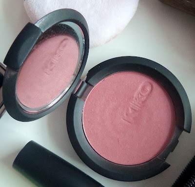 Kiko Soft Touch Blush in 104 Pastel Pink