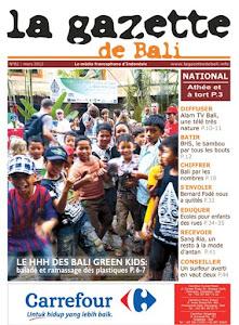 La Gazette de Bali mars 2012