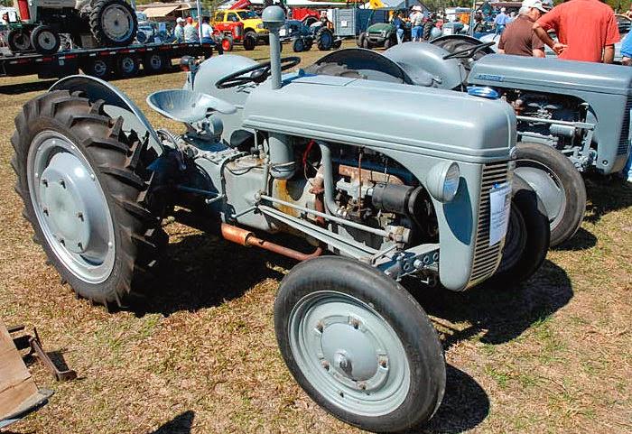 Ford Ferguson Tractor : Ford ferguson n