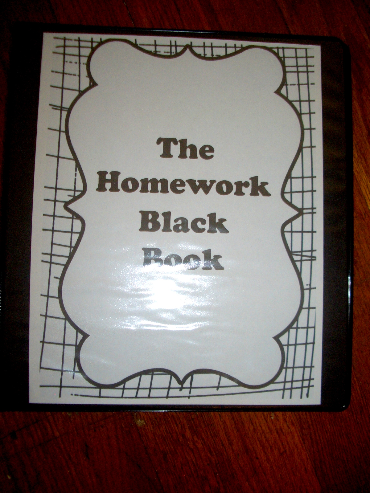 didn't do my homework binder covers | We can do your homework for ...