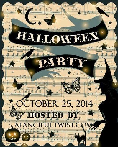 A Halloween Blog Party!