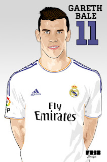 Gareth Bale Real Madrid Wallpaper iPhone