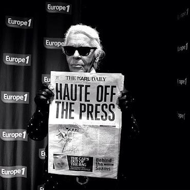 Inspiration du jour : The Karl daily magazine
