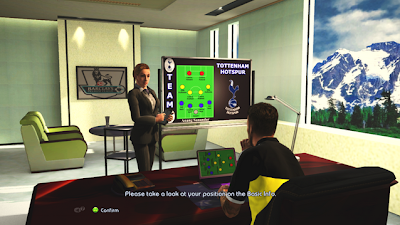Download Manager Room Tottenham PES 2013