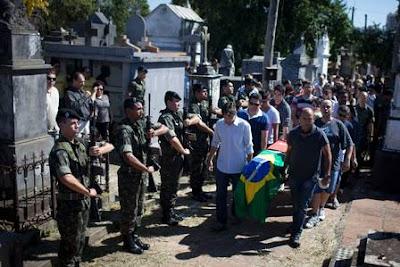 Santa Maria: soldado morto em incêndio planejava ser pai