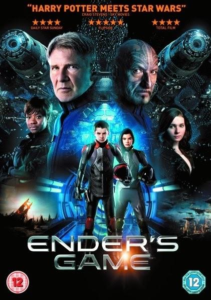 Ender's Game [2013] [NTSC/DVDR] Ingles,latino