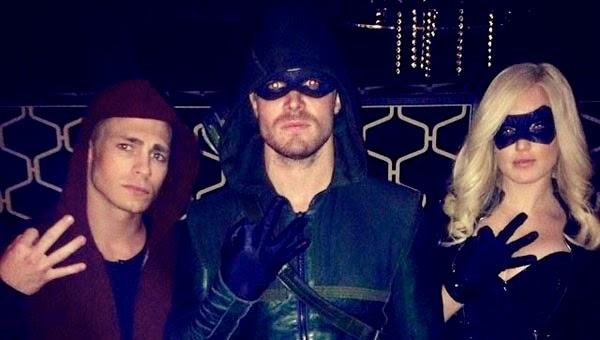 Detalles tercera temporada de Arrow