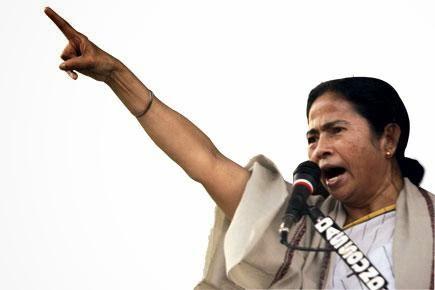 West Bengal CM Miss Mamata Banerjee