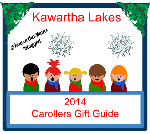 image Kawartha Lakes Mums 2014 Gift Guide - Gifts for Carollers shows children wearing scarves singing
