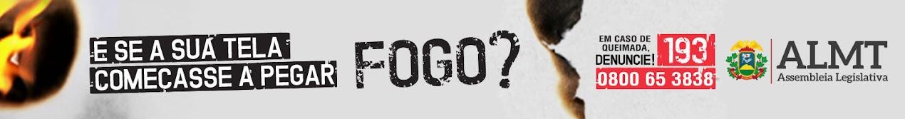 E SE SUA TELA COMEÇASSE A PEGAR FOGO?