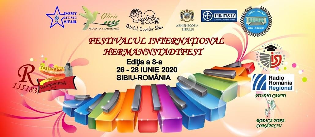 FESTIVALUL INTERNATIONAL HERMANNSTADTFEST -SIBIU