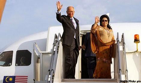 Butiran Percutian Misteri Najib Dan Rosmah Ke Belanda Dirahsiakan