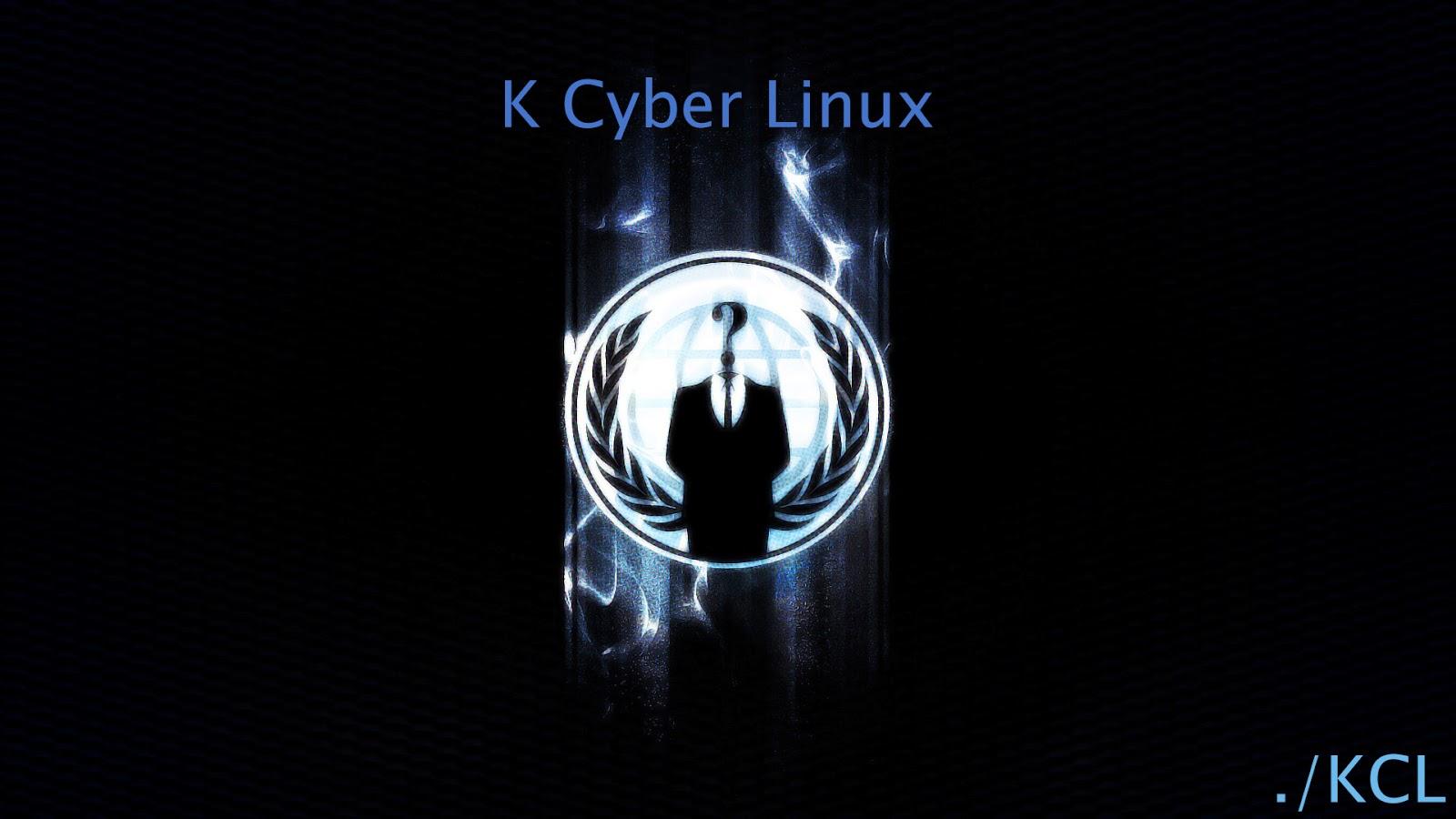 k cyber linux
