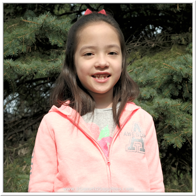 OshKosh back-to-school inspiring messages activewear for girls #OshKoshFirstDay | www.3Garnets2Sapphires.com