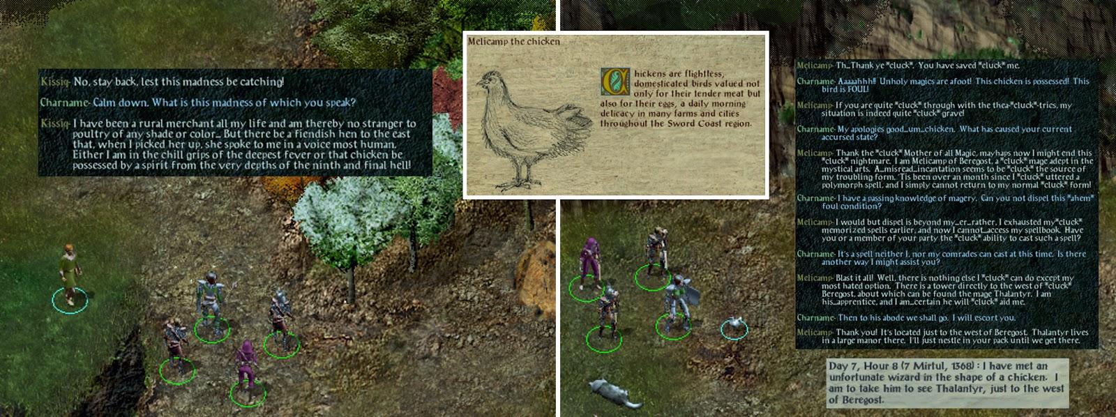 Lilura1 Baldur S Gate Retrospective Walkthrough Guide Part Viii
