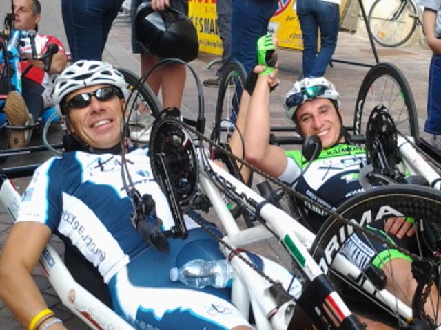 Vitale paolo 9 trofeo di handbike citt di pergine valsugana - Piscina di pergine valsugana ...