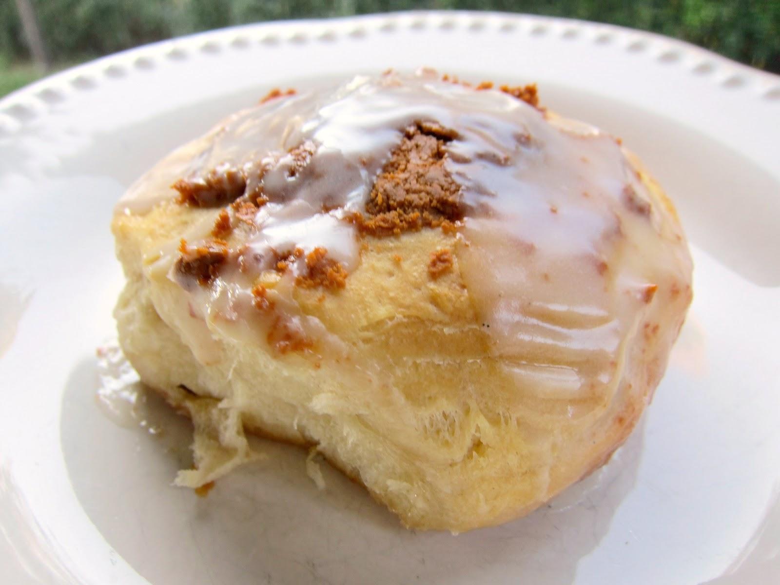 Cinnamon Biscuits | Plain Chicken