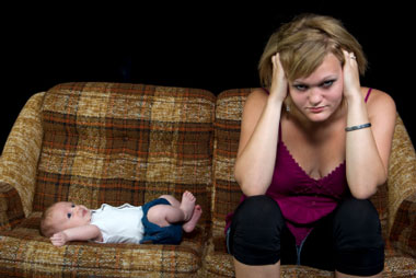 postnatal depression case studies