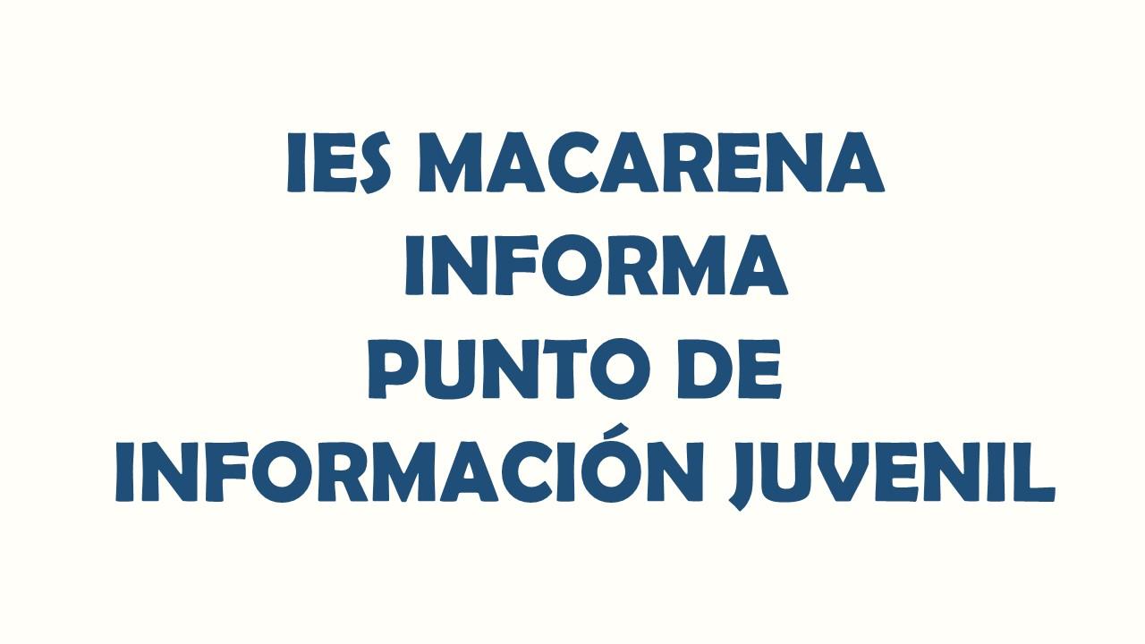 IES Macarena Informa