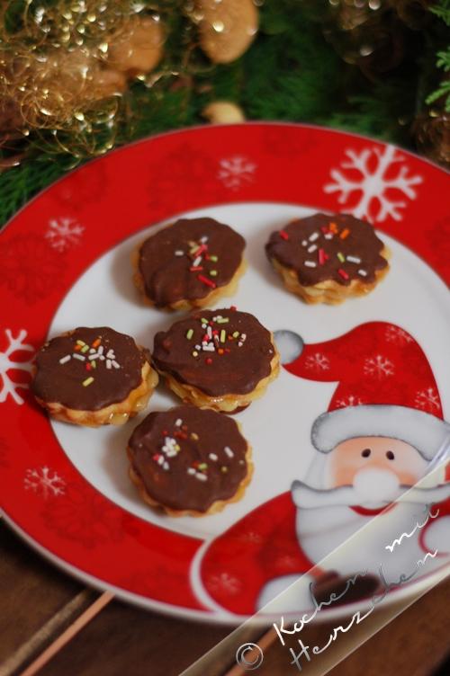 Weihnachtsbäckerei - Hausfreunde