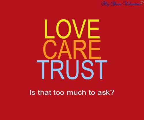 Love Quotes For Him About Trust : love and trust quotes trust and love quotes trust in love quotes trust ...