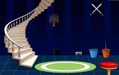 Stairway Escape