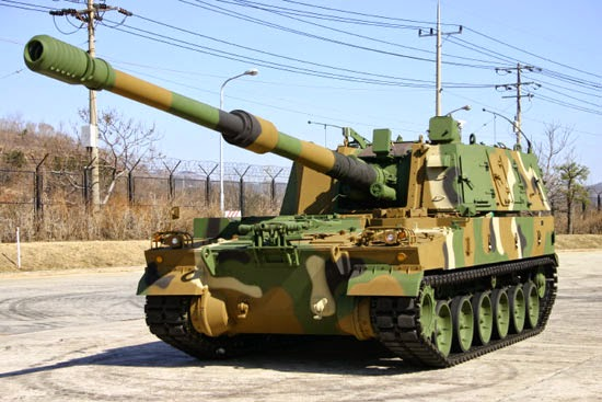 Tank K9 Thunder