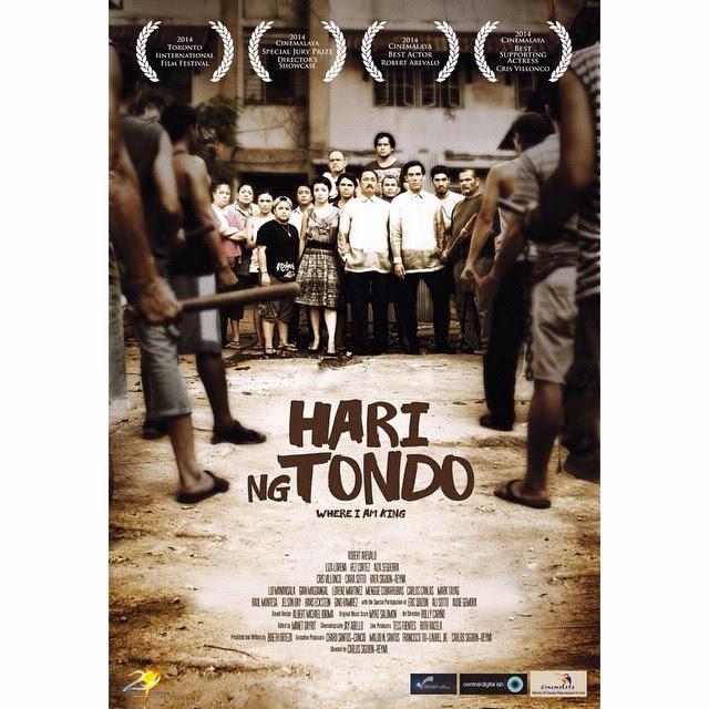 Hari ng Tondo - Movie Poster