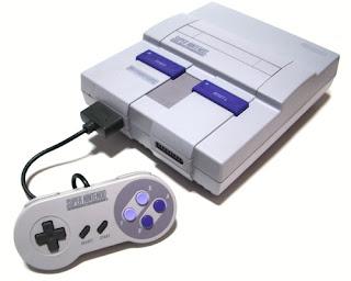 Super Nintendo Console SNES