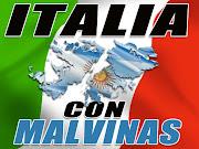 Islas Malvinas Argentinas: Respaldo de Italia por Malvinas bandiera italia malvinas argentinas