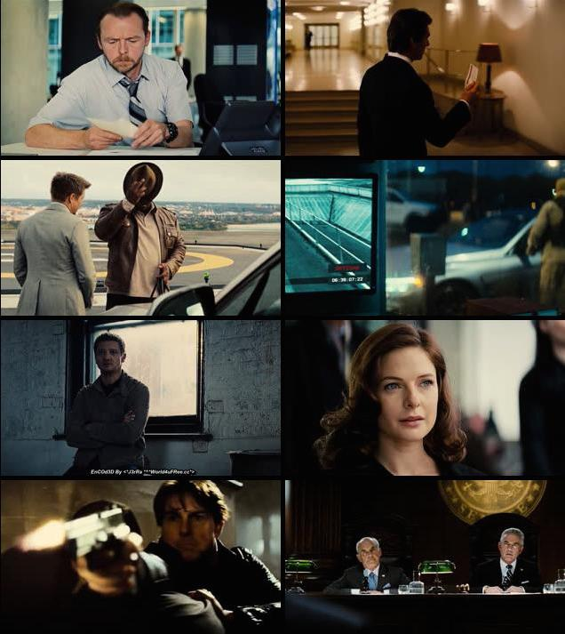 Mission Impossible Rogue Nation 2015 HDRip 720p