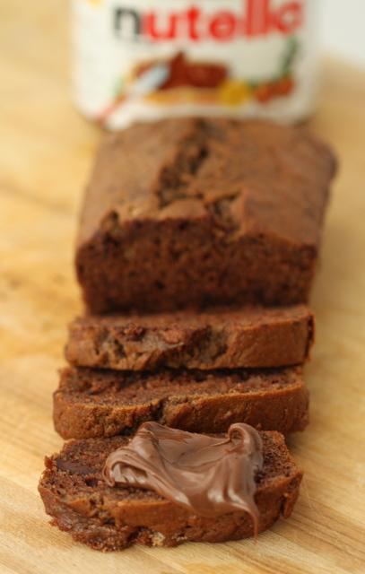 Half Baked: Chocolate Banana Bread