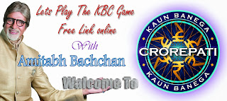 KBC Game Free Online Links