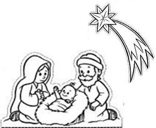 iniciação cristã de crianças e adolescentes tema nascimento de jesus