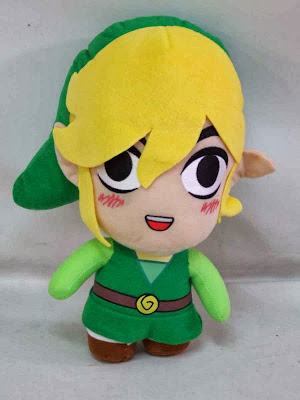 Peluche Link Legend of Zelda