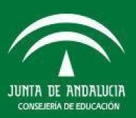 Consejería de Educación Junta de Andalucía