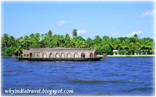 India Travel  - Kumarakom Tourist Attractions