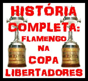 O Flamengo e a Libertadores