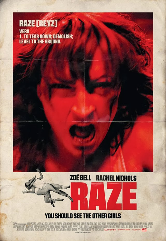 La película Raze