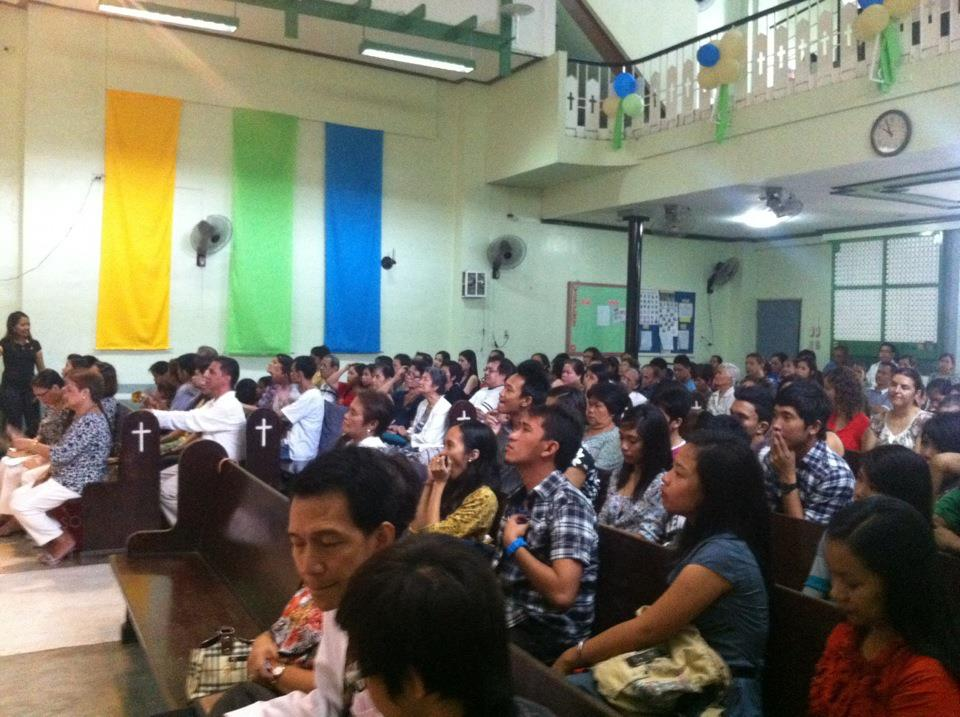My Blissful Journey Manila Faith Assembly Of God Is Now