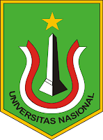 Logo Universitas Nasional Unas