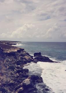 east coast Isla Mujeres Mexico
