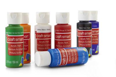 paper ink paint review craft smart acrylic paint