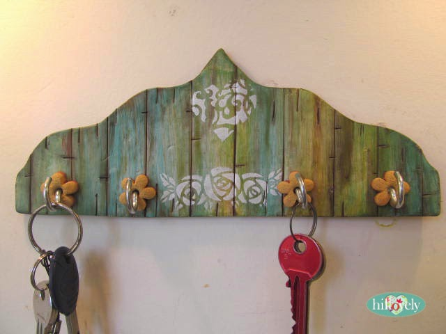 clay, fimo, wood design, tutorial  woodesign, hillovely,hilla bushari,key holder,