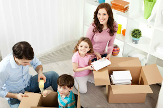 How to Save Money when Moving House
